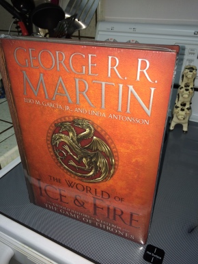 The World of Ice and Fire (Cover)